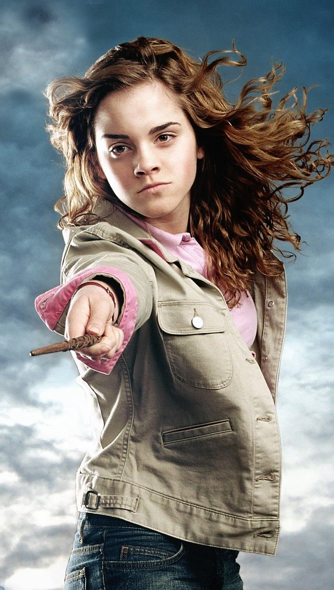 Fondos de pantalla Hermionen Granger Vertical