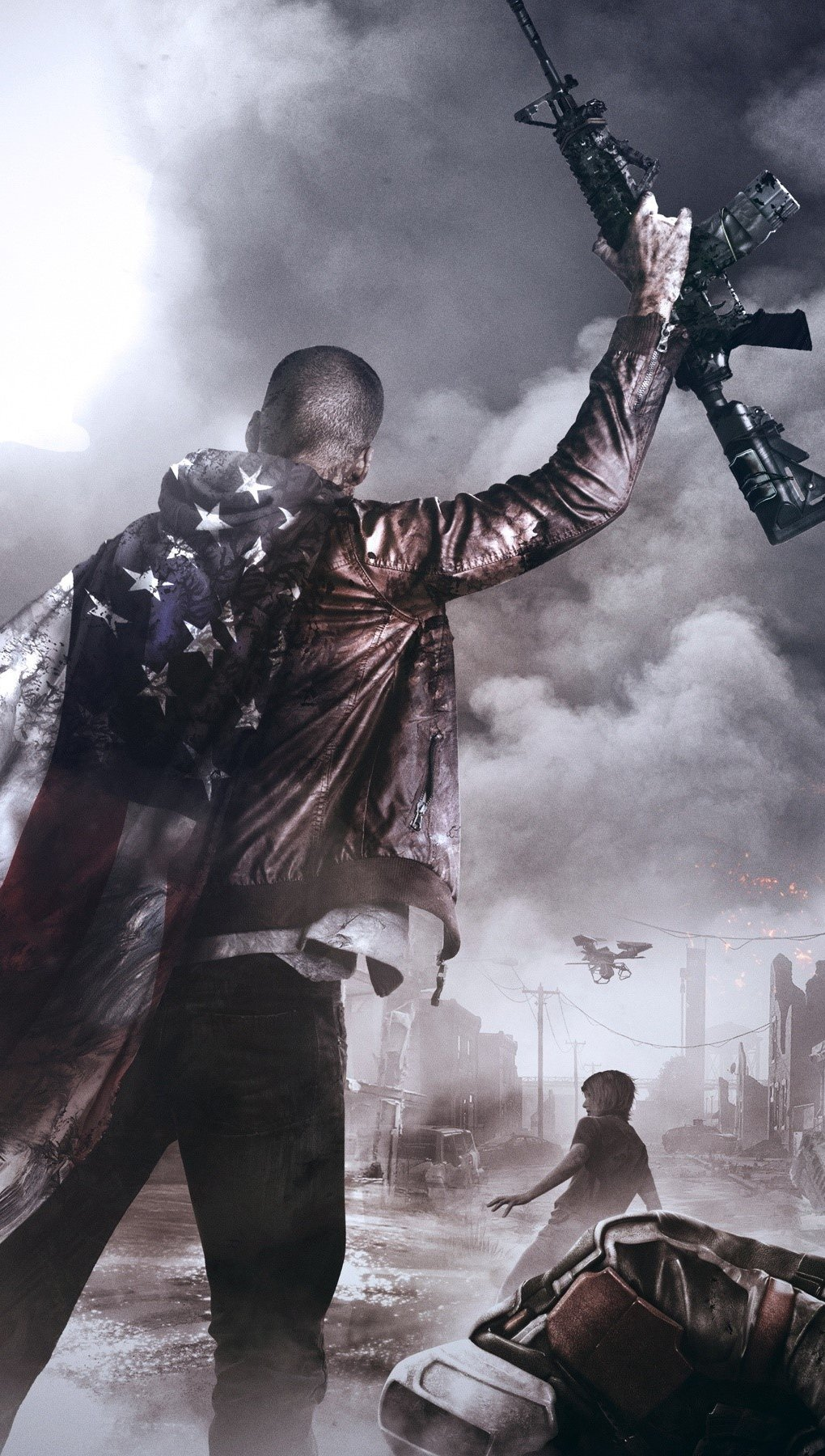 Fondos de pantalla Homefront The revolution Vertical