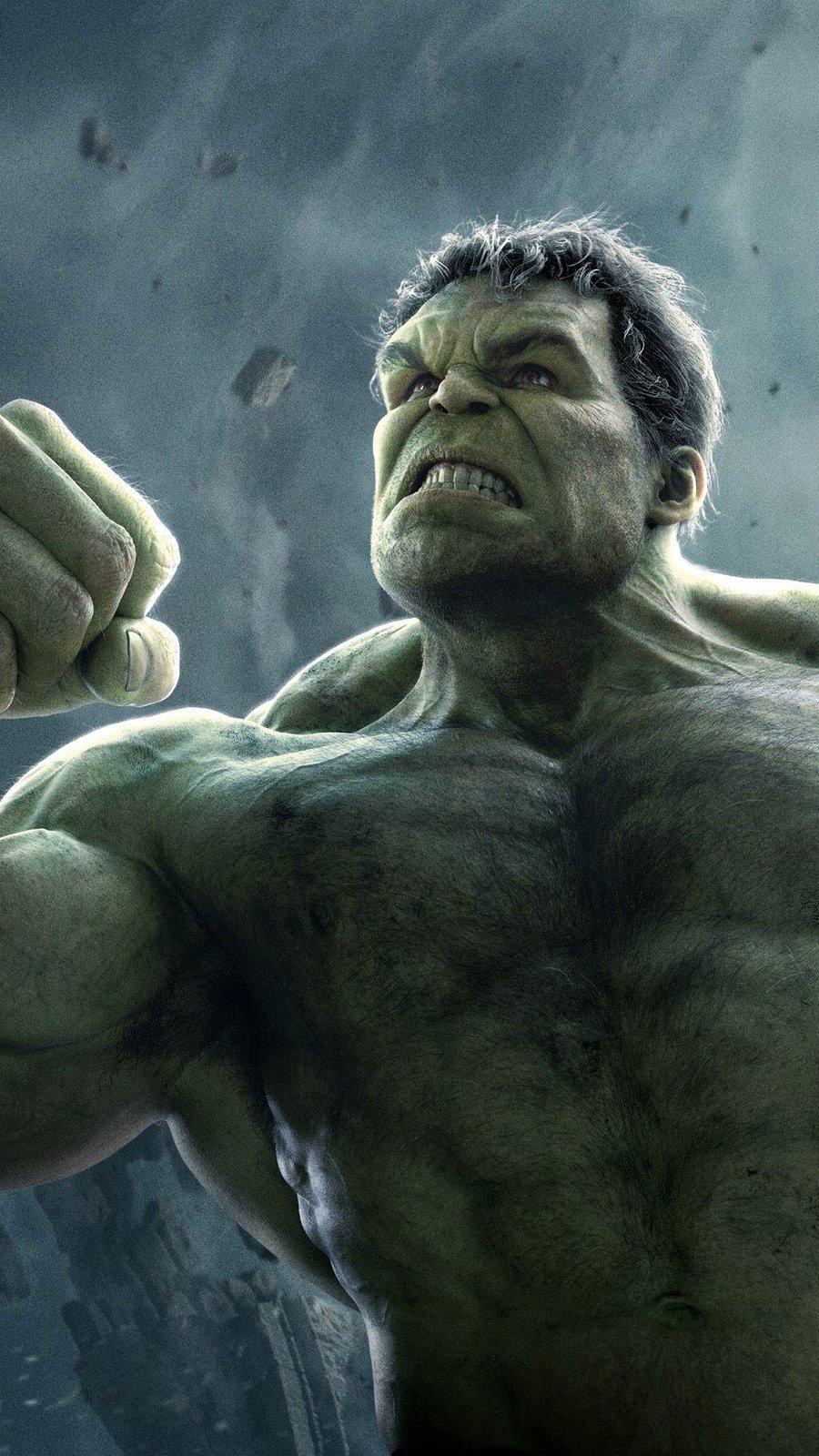Fondos de pantalla Hulk en Avengers Age of Ultron Vertical
