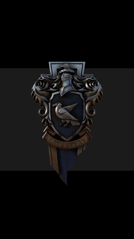 Wallpaper Ravenclaw  Badge Harry Potter Vertical