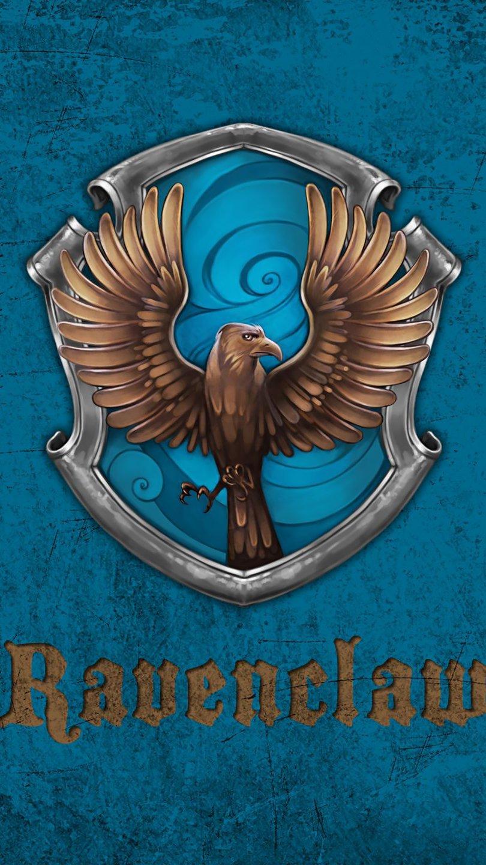 Fondos de pantalla Insignia Ravenclaw de Harry Potter Vertical