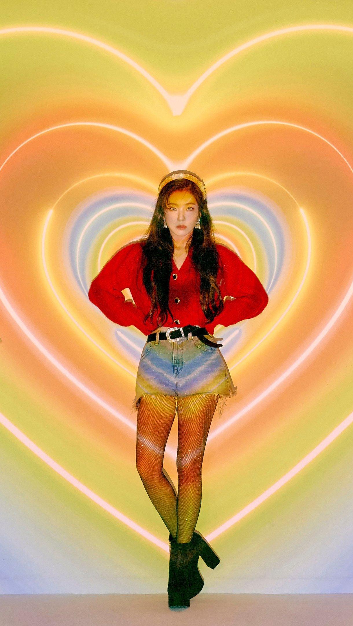 Fondos de pantalla Integrantes de Red Velvet Vertical