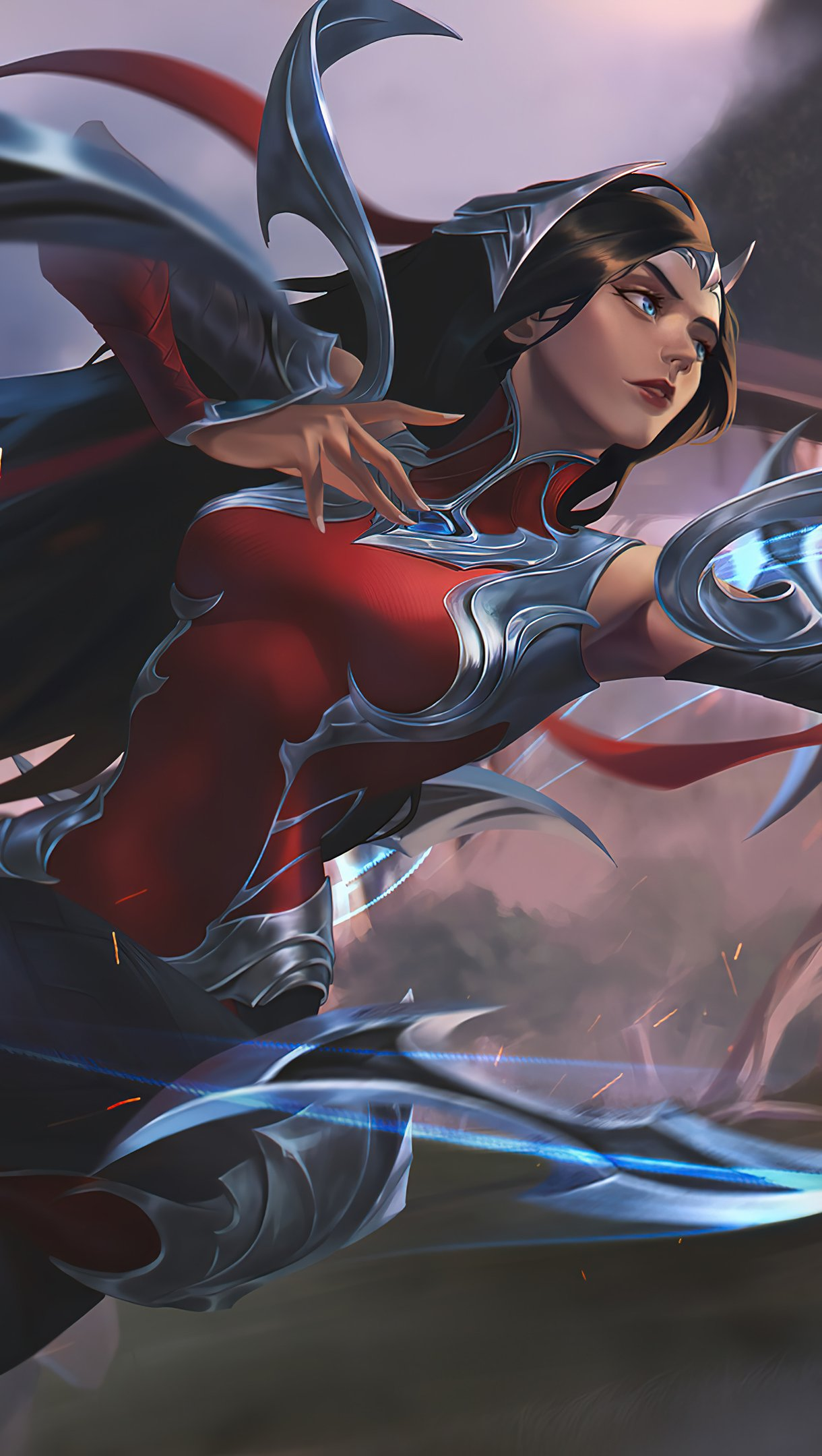 Fondos de pantalla Irelia League of Legends Vertical