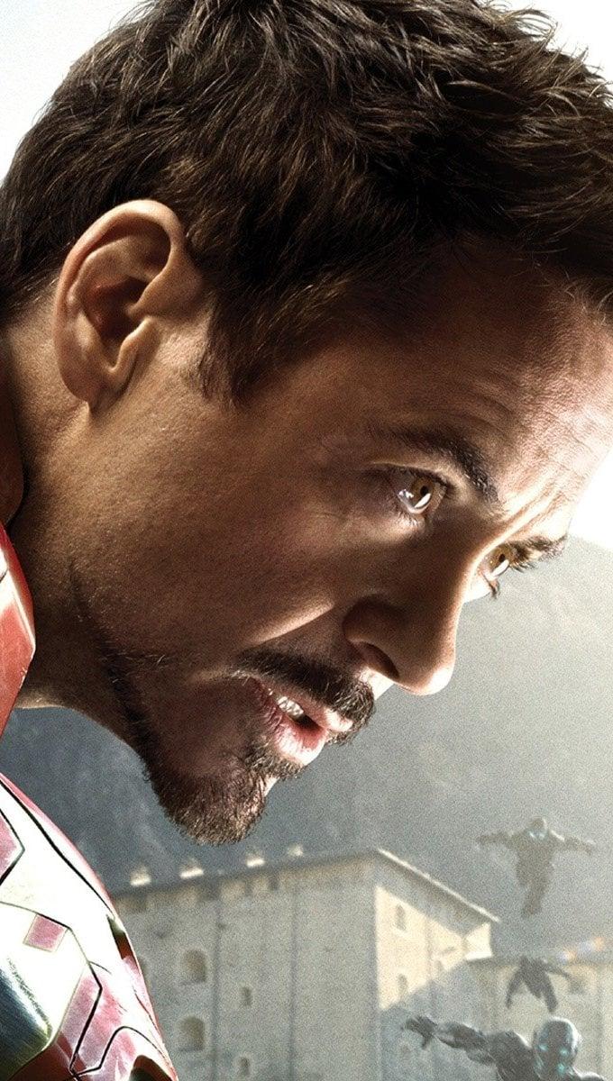 Fondos de pantalla Iron Man en Avengers Era de Ultron Vertical