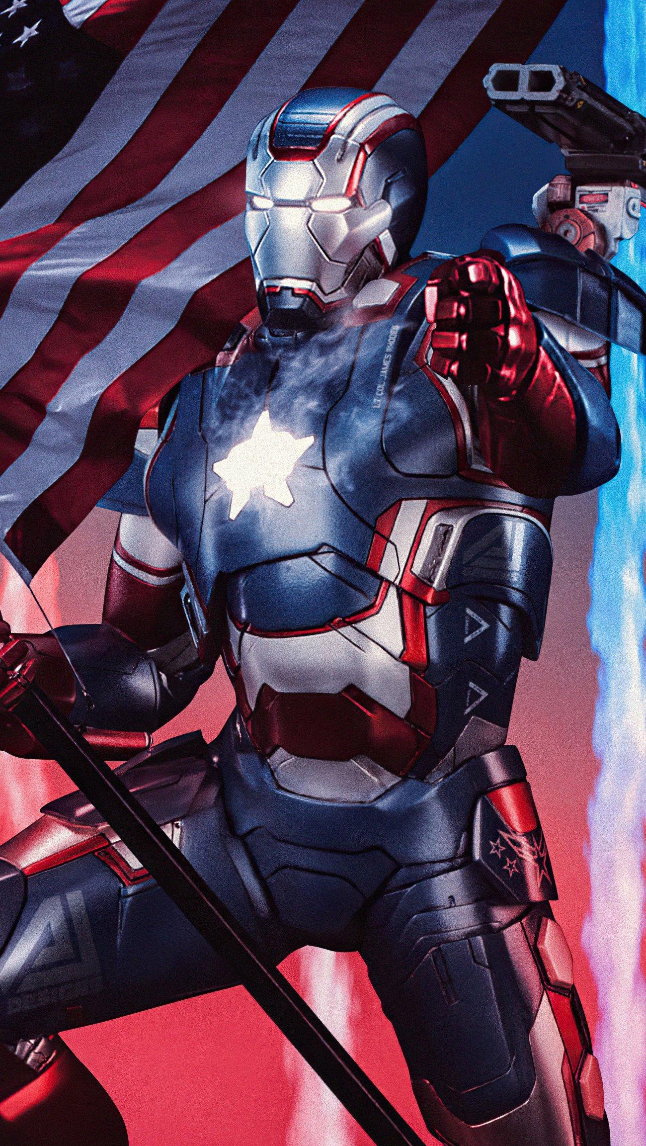 Fondos de pantalla Iron Man Infinity Vertical