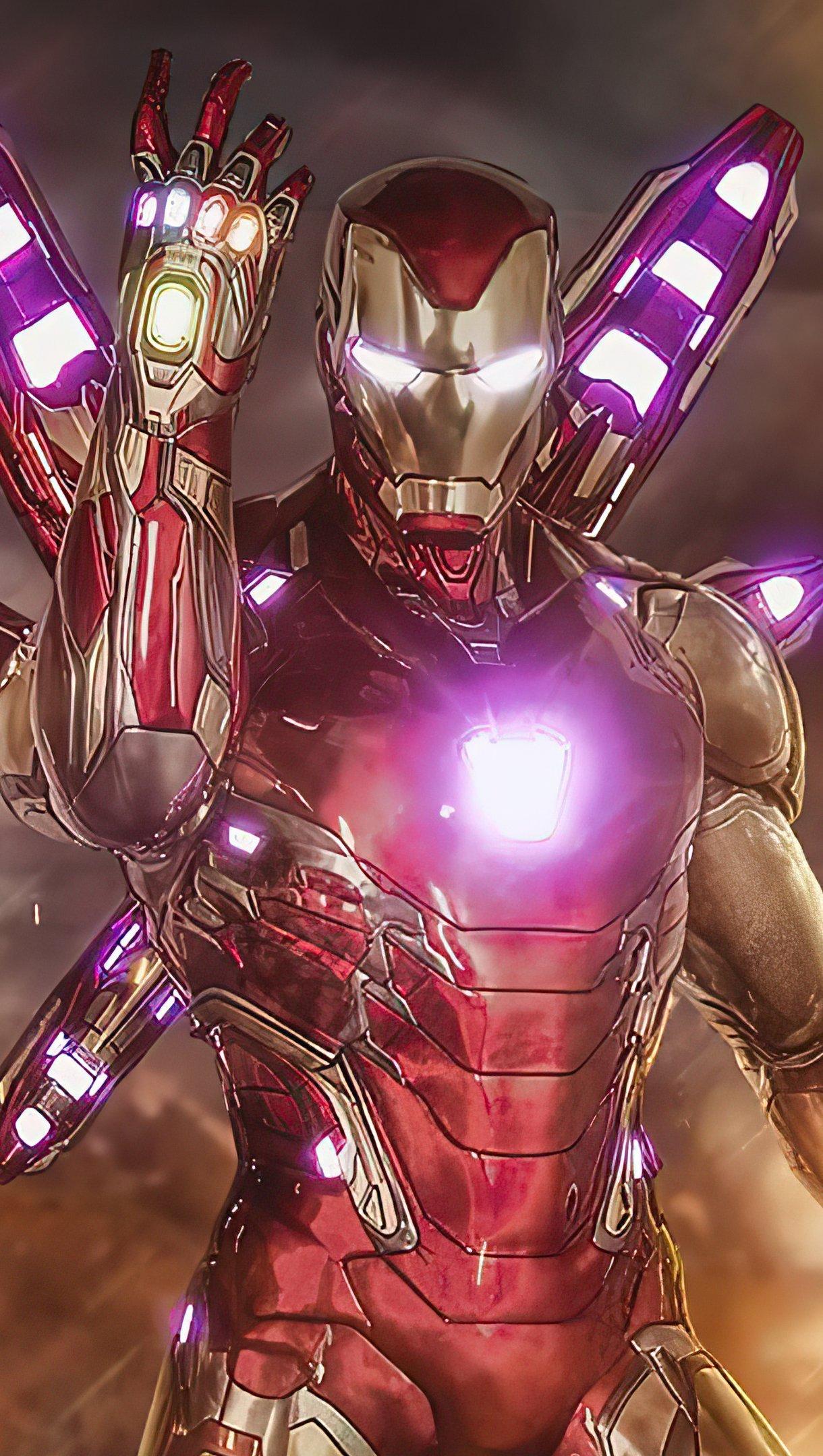 Iron man new suit 2020 Wallpaper 4k ...
