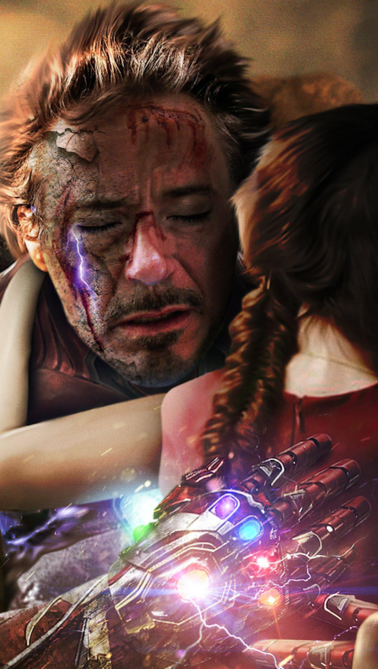 Fondos de pantalla Iron Man Te amo 3000 Vertical