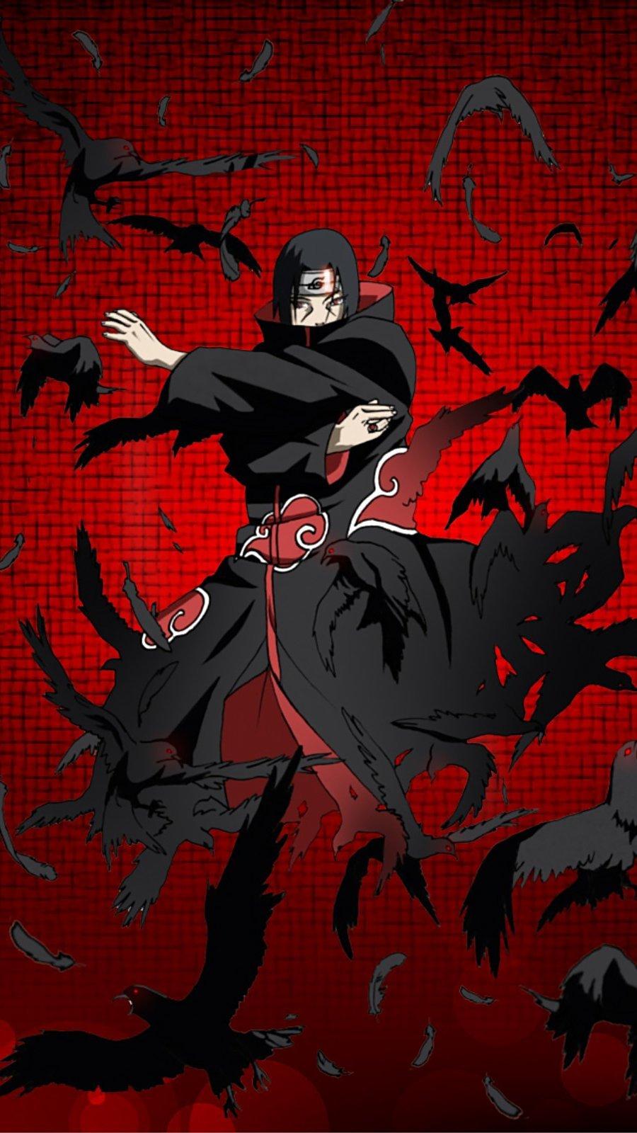 Fondos de pantalla Anime Itachi Uchiha de Naruto Vertical