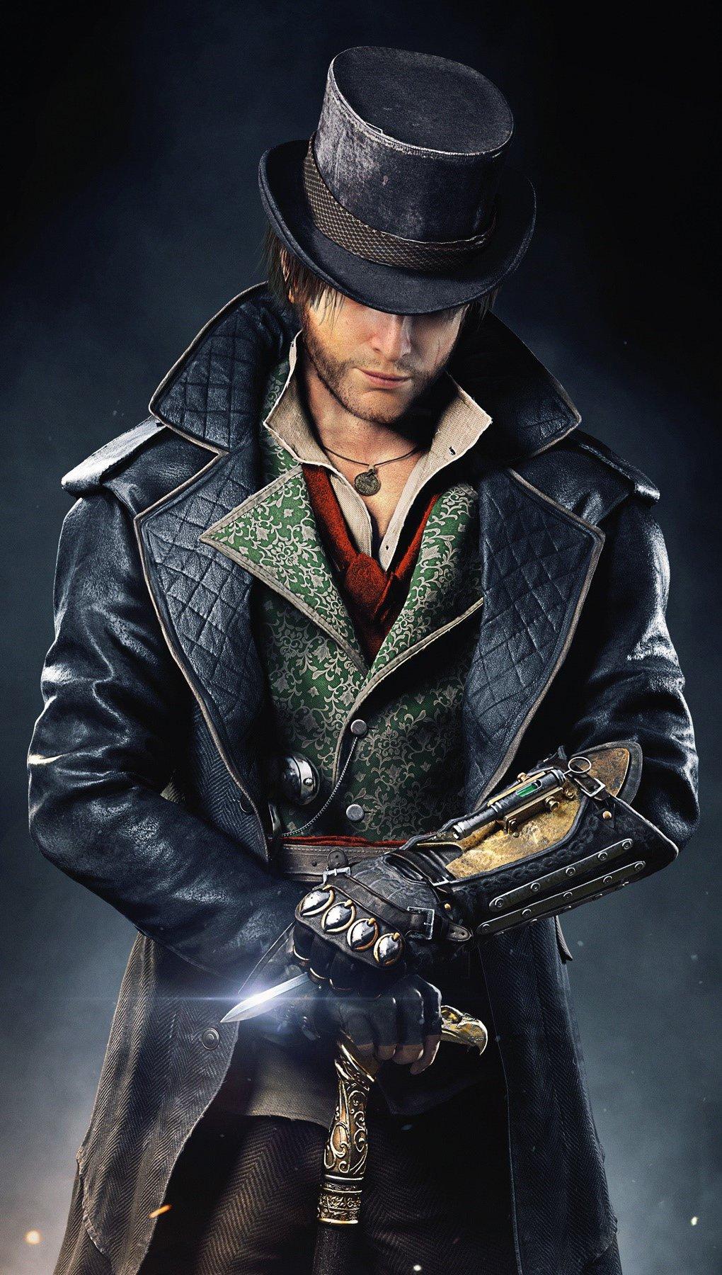 Fondos de pantalla Jacob Frye Assassins Creed Syndicate Vertical