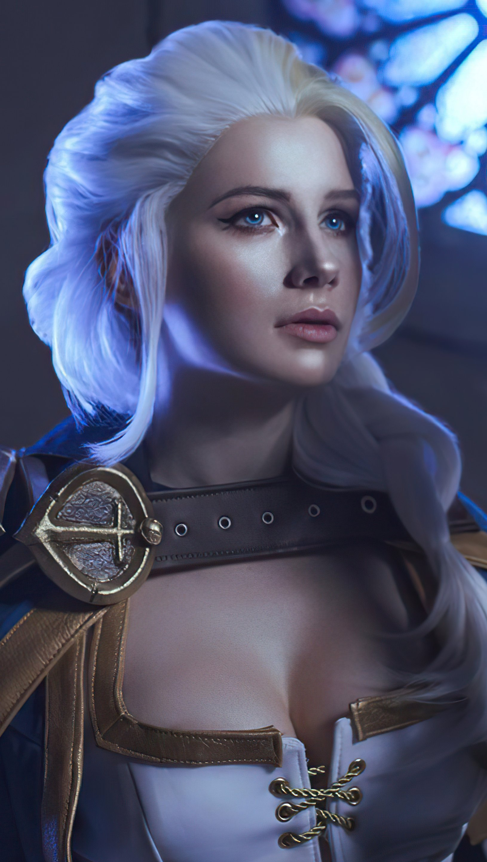 Wallpaper Jaina Proudmoore from The world of warcraft Vertical