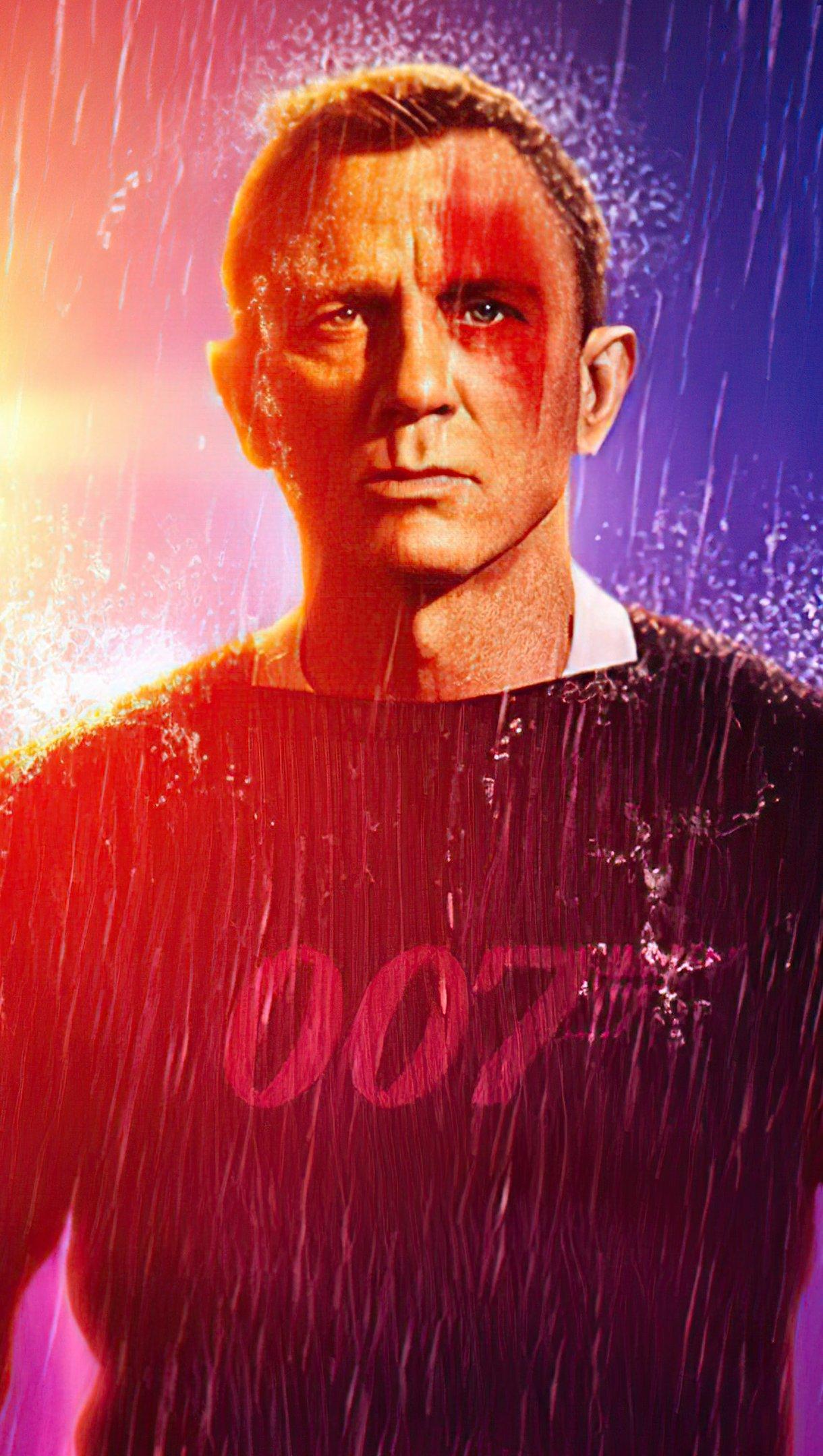 Wallpaper James Bond 007 Vertical