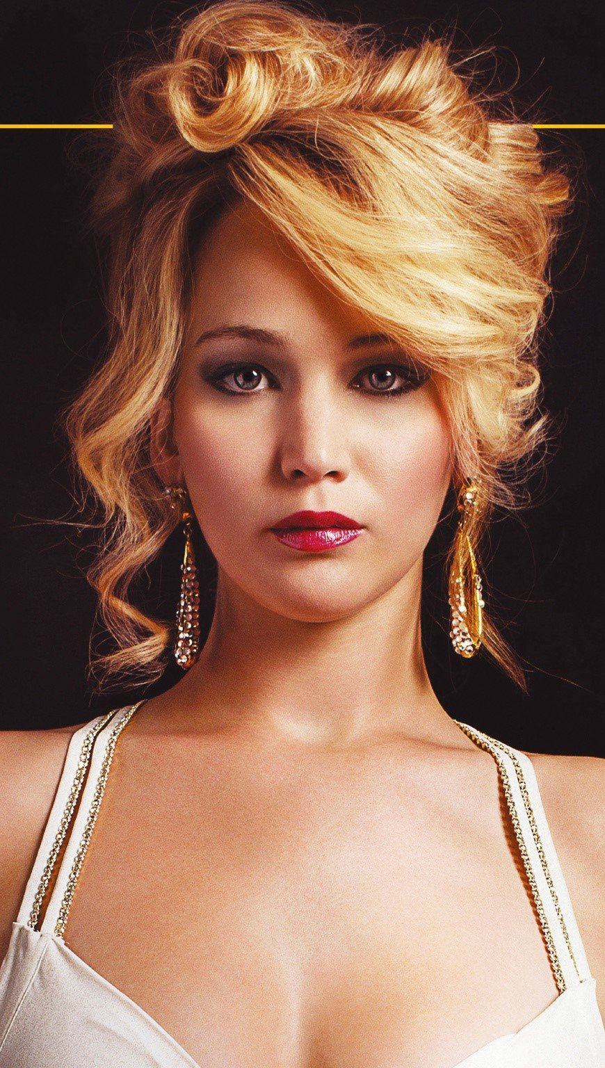 Wallpaper Jennifer Lawrence in American Scandal Vertical
