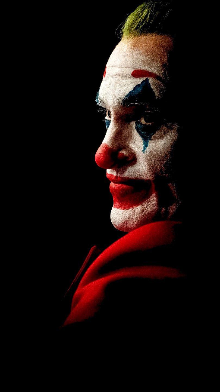 Fondos de pantalla Joaquin Phoenix como El Guasón Vertical