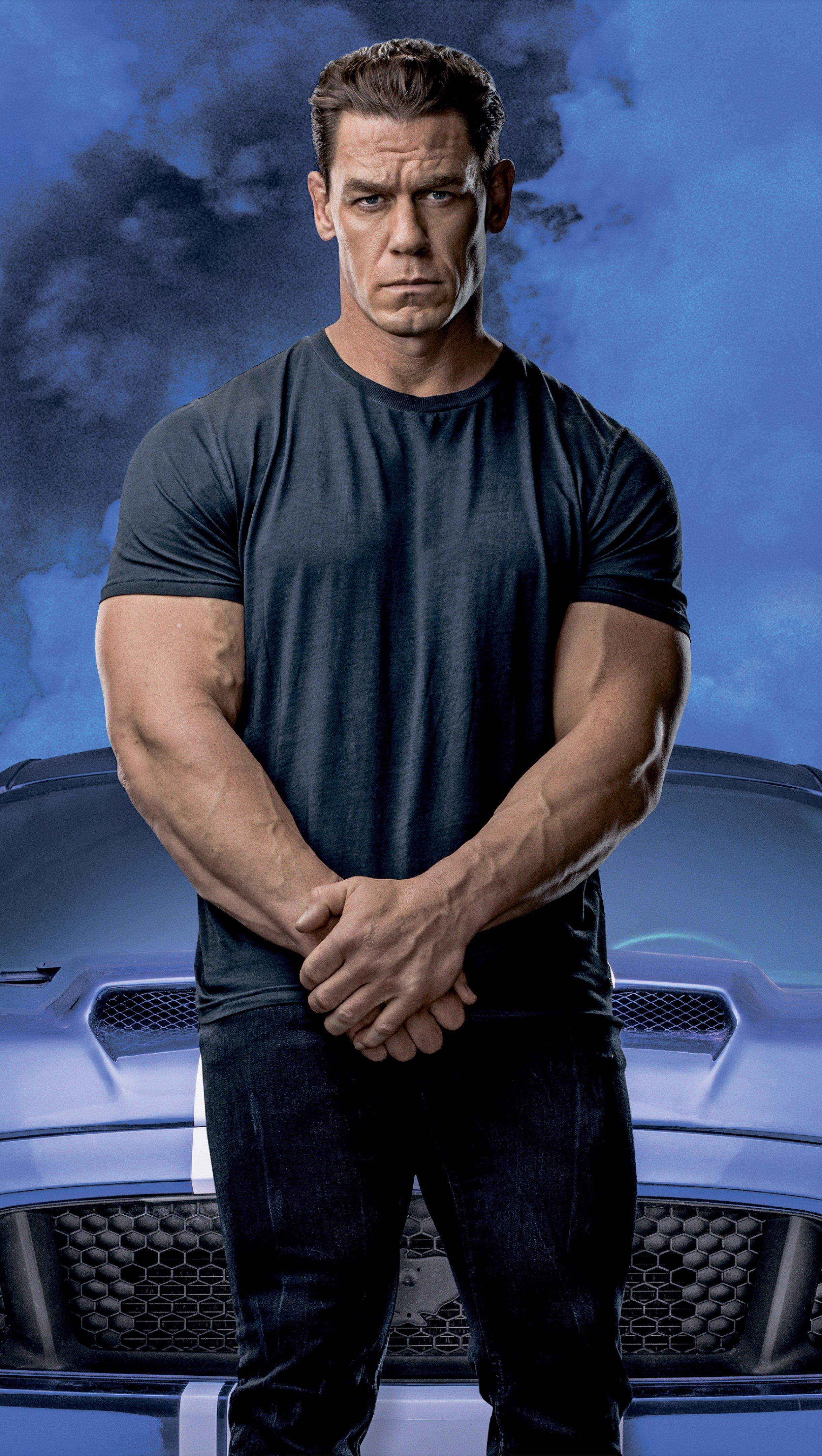 Fondos de pantalla John Cena Jakob Toretto en Rapidos y Furiosos 9 Vertical