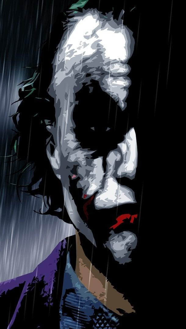 Wallpaper Joker - Guason Vertical