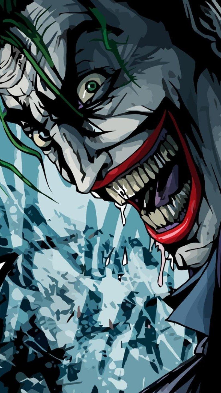 Fondos de pantalla Joker - Guason Comic Vertical