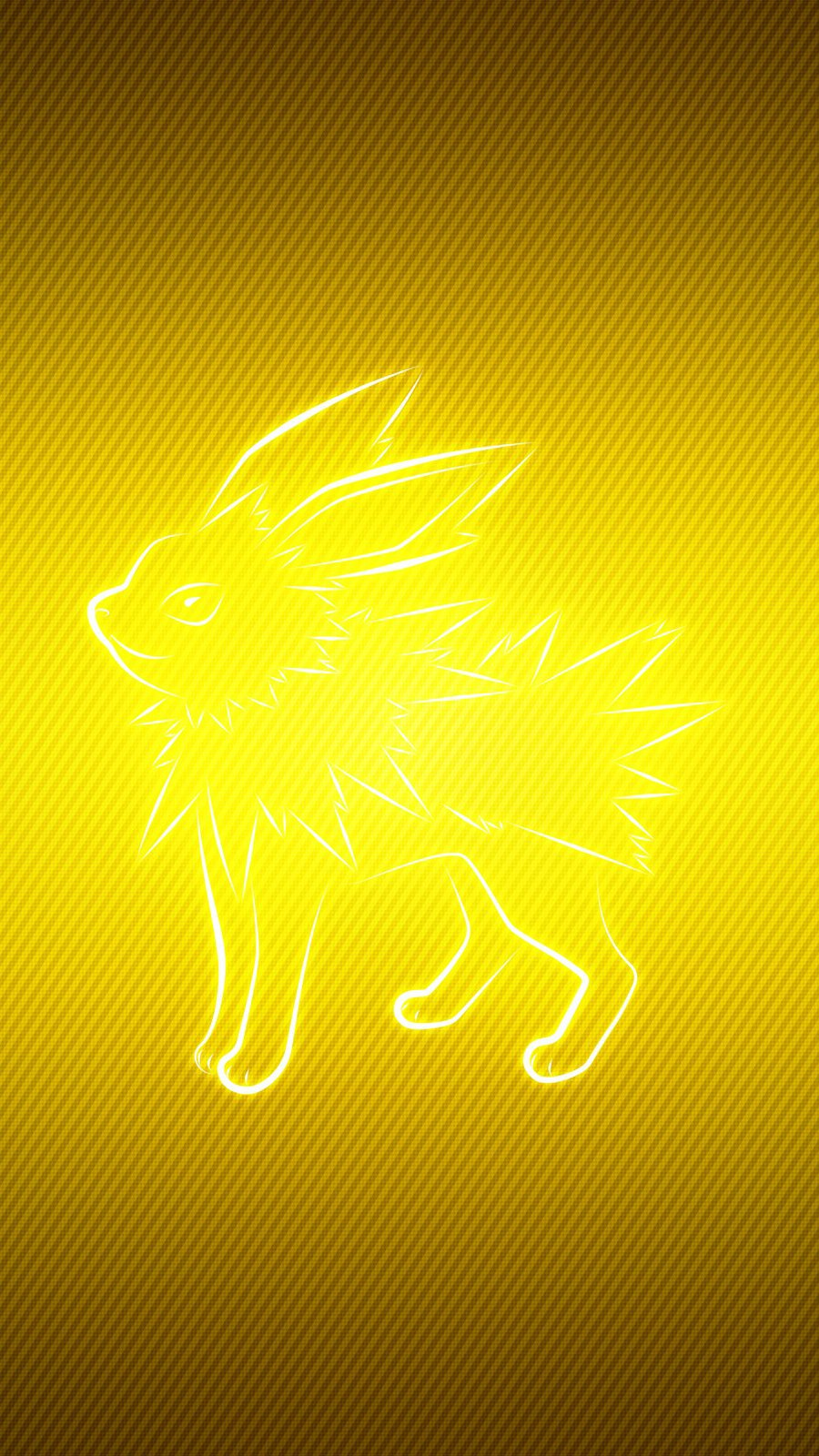 Fondos de pantalla Anime Jolteon Pokémon Vertical