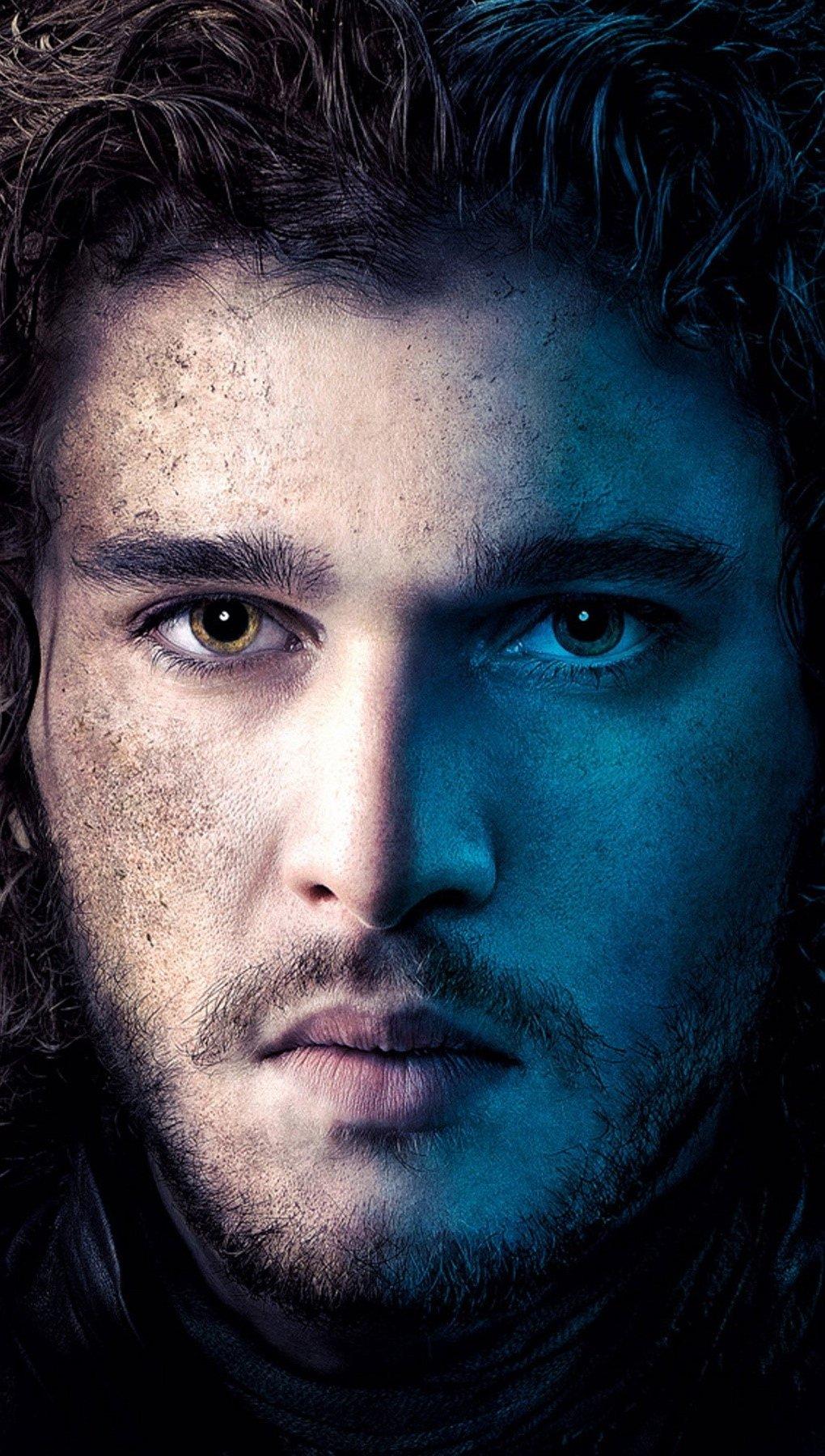 Wallpaper Jon Snow of Game of Thrones Vertical