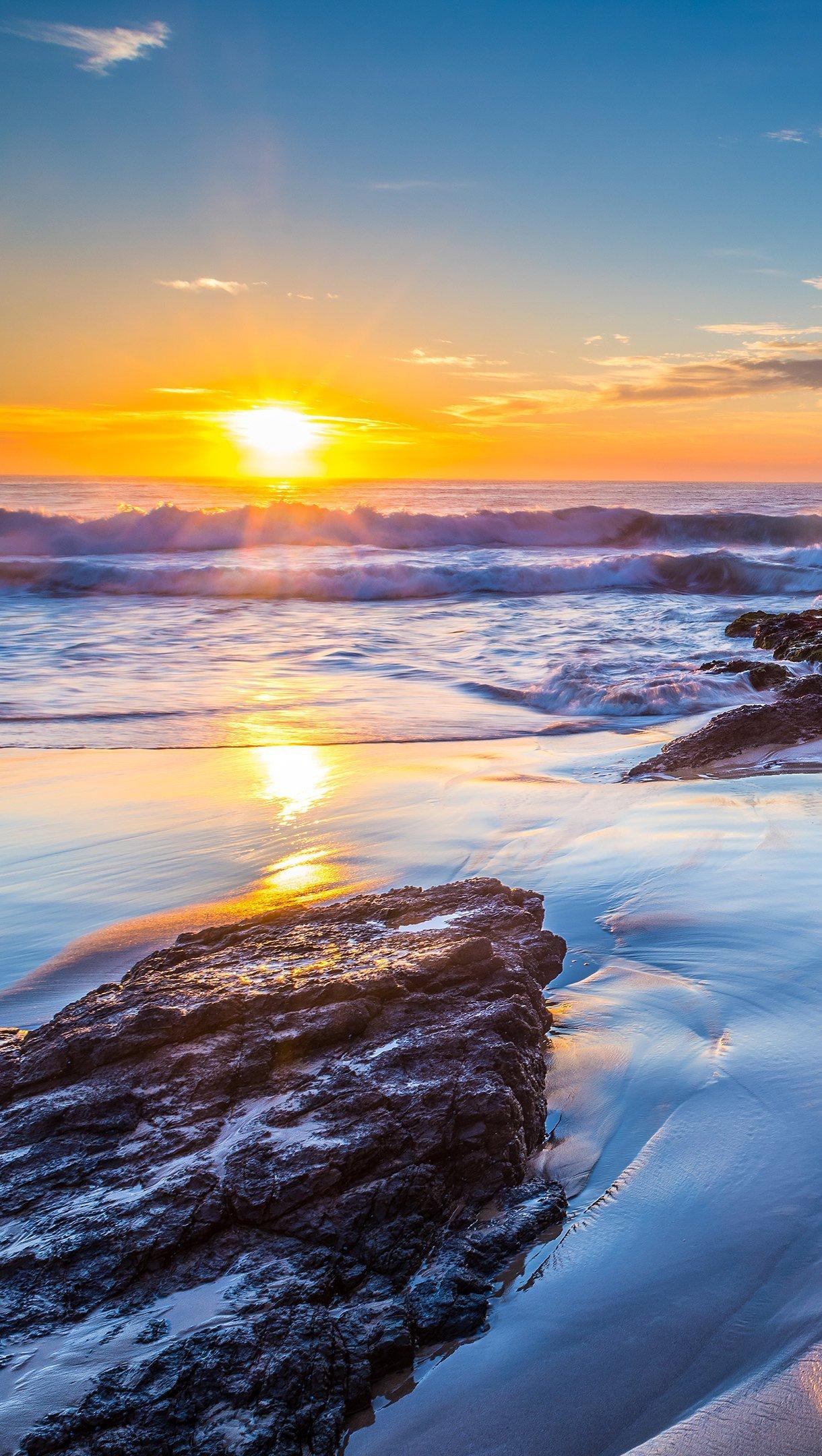 Fondos de pantalla Jones Beach Australia Vertical