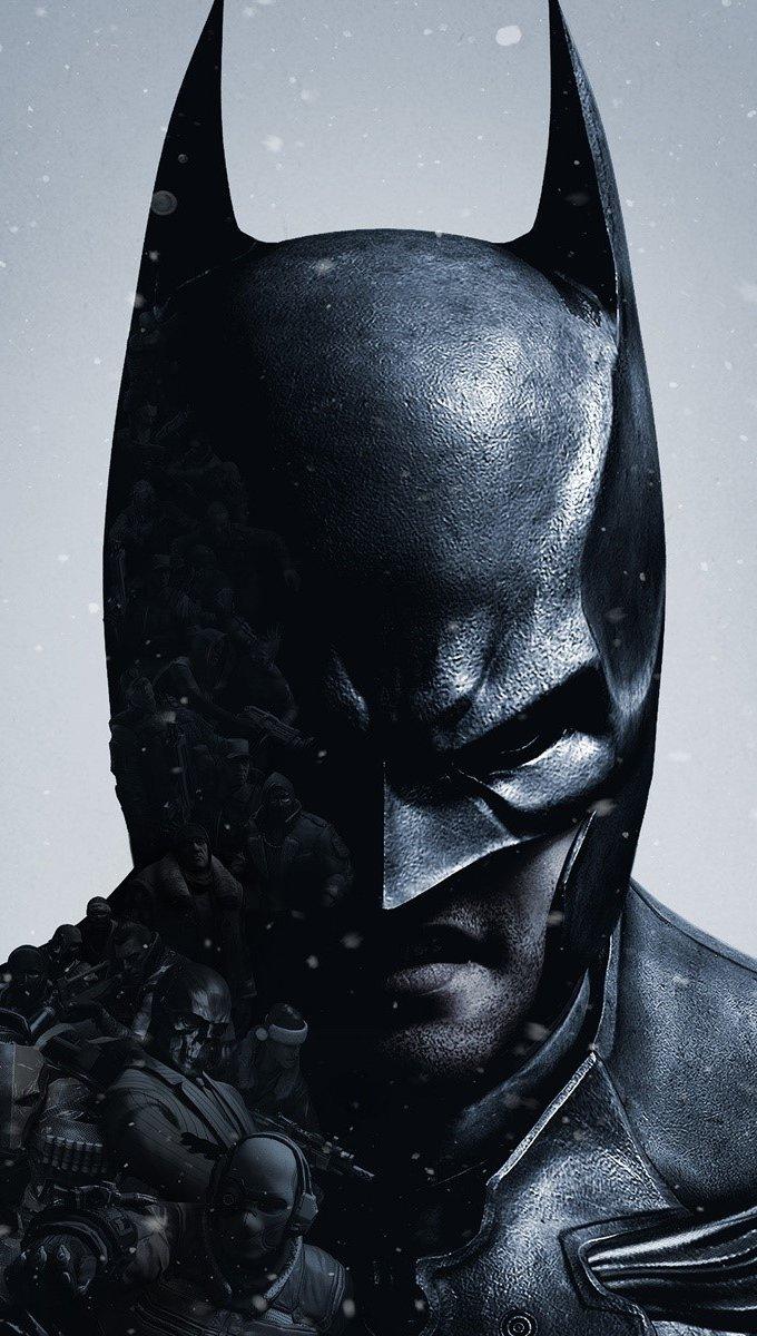 Fondos de pantalla Juego Batman Arkham Origins Vertical