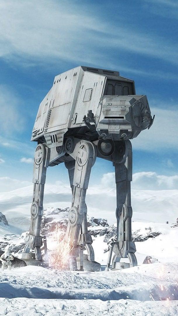 Wallpaper Star Wars Battlefront game Vertical