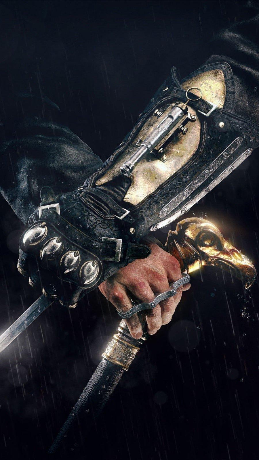 Fondos de pantalla Juego del 2015 Assassins Creed Syndicate Vertical