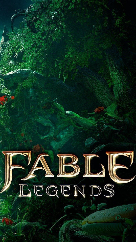 Wallpaper Game Fable legends Vertical