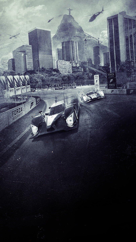 Wallpaper Game Forza Motorsport 6 Vertical