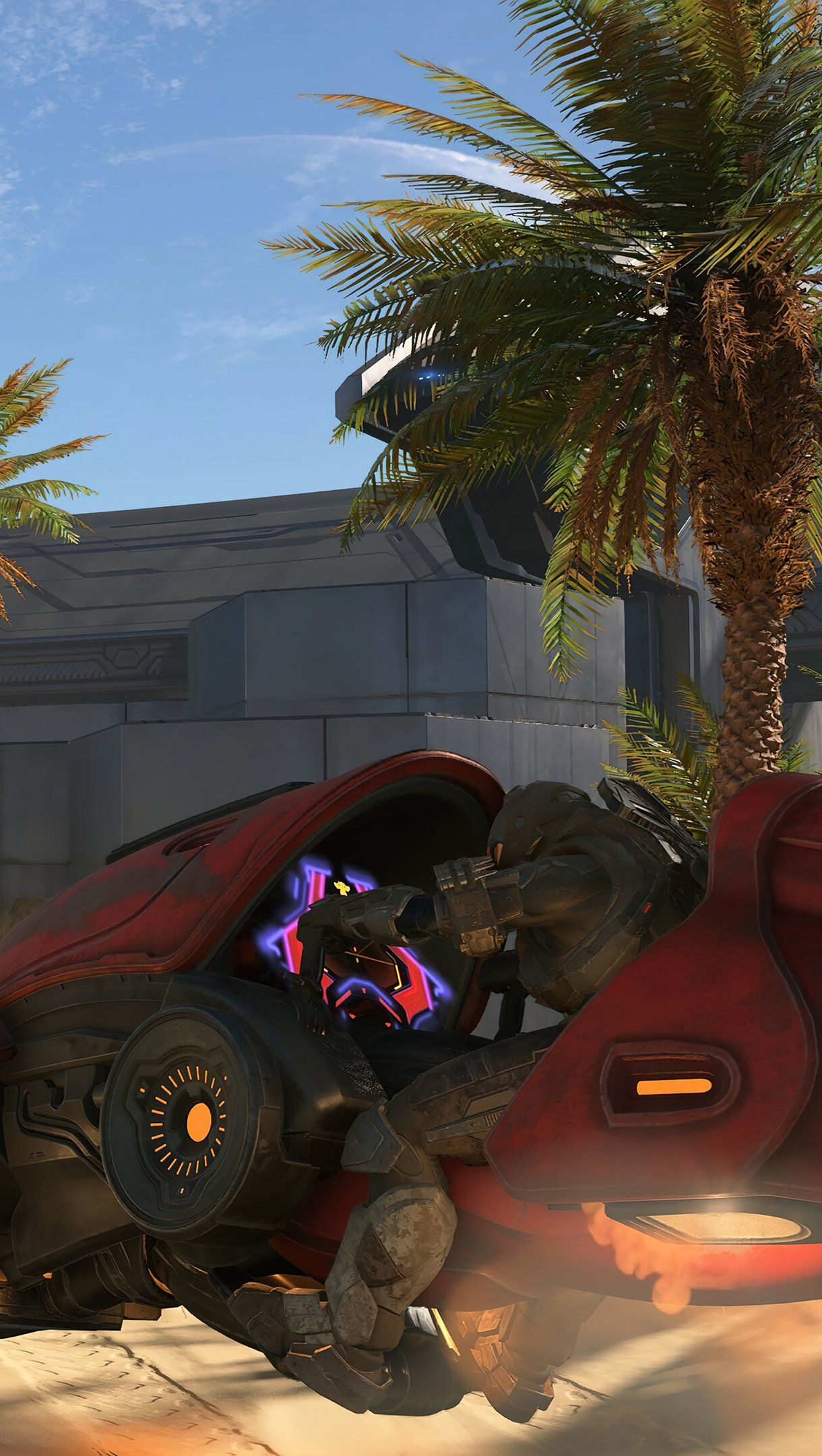 Wallpaper Halo Infinite Game Multiplayer Vertical