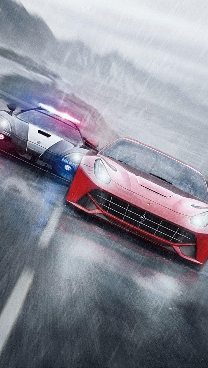 Fondos de pantalla Juego Need for speed rivals Vertical