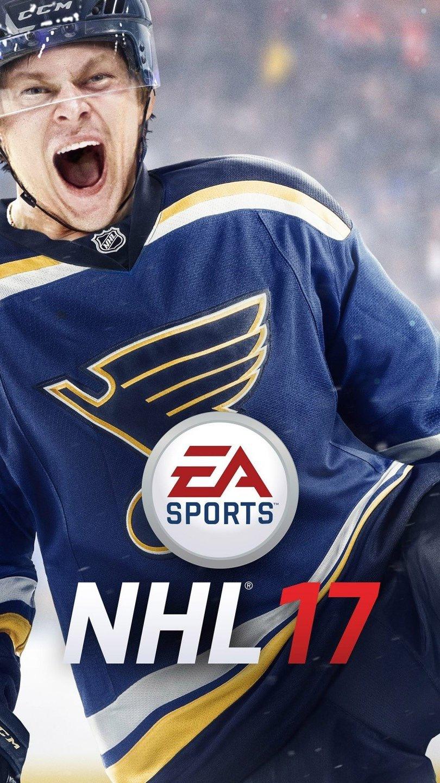 Fondos de pantalla Juego NHL 17 de EA sports Vertical