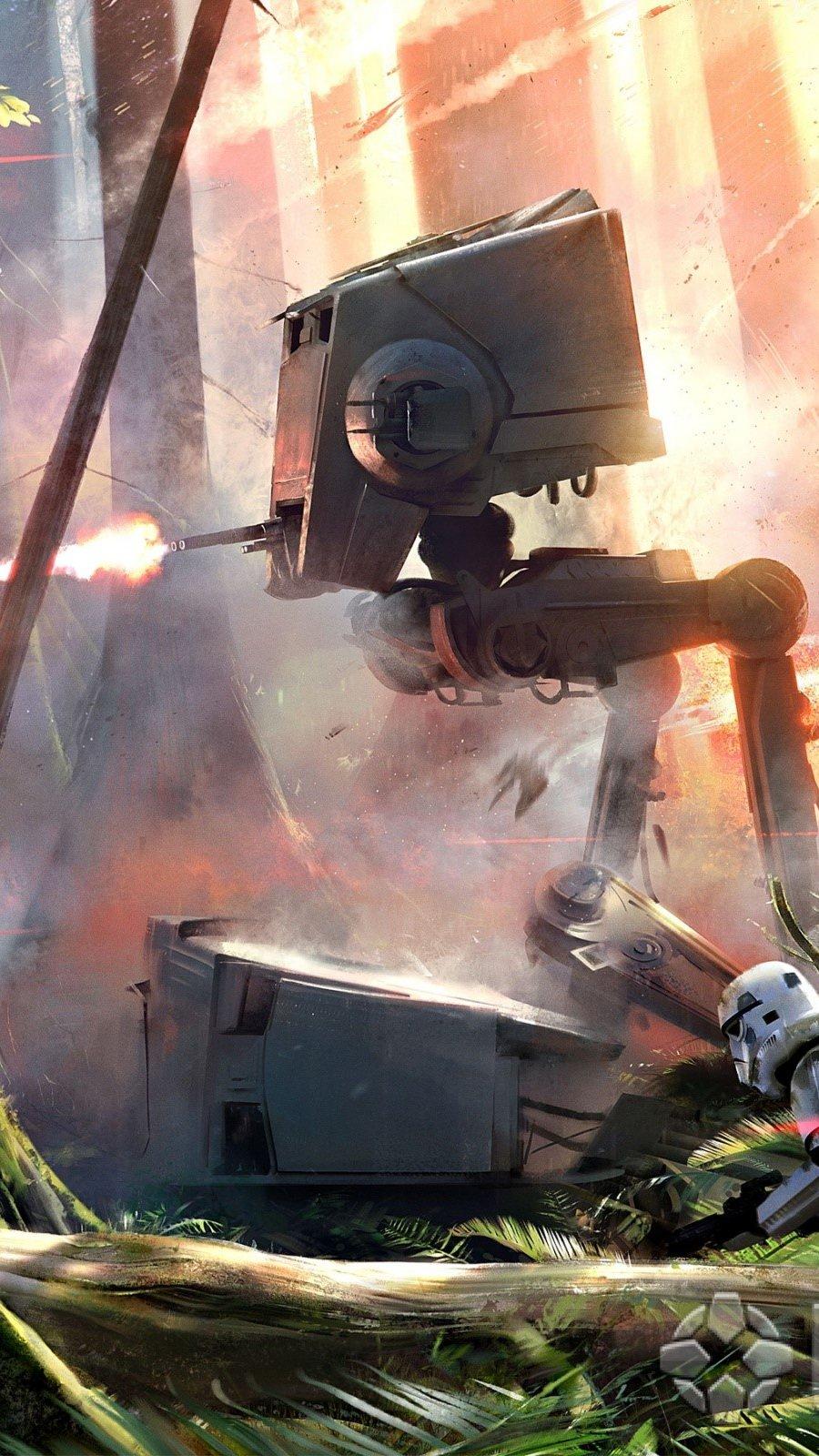 Wallpaper Game Star Wars Battlefront Vertical