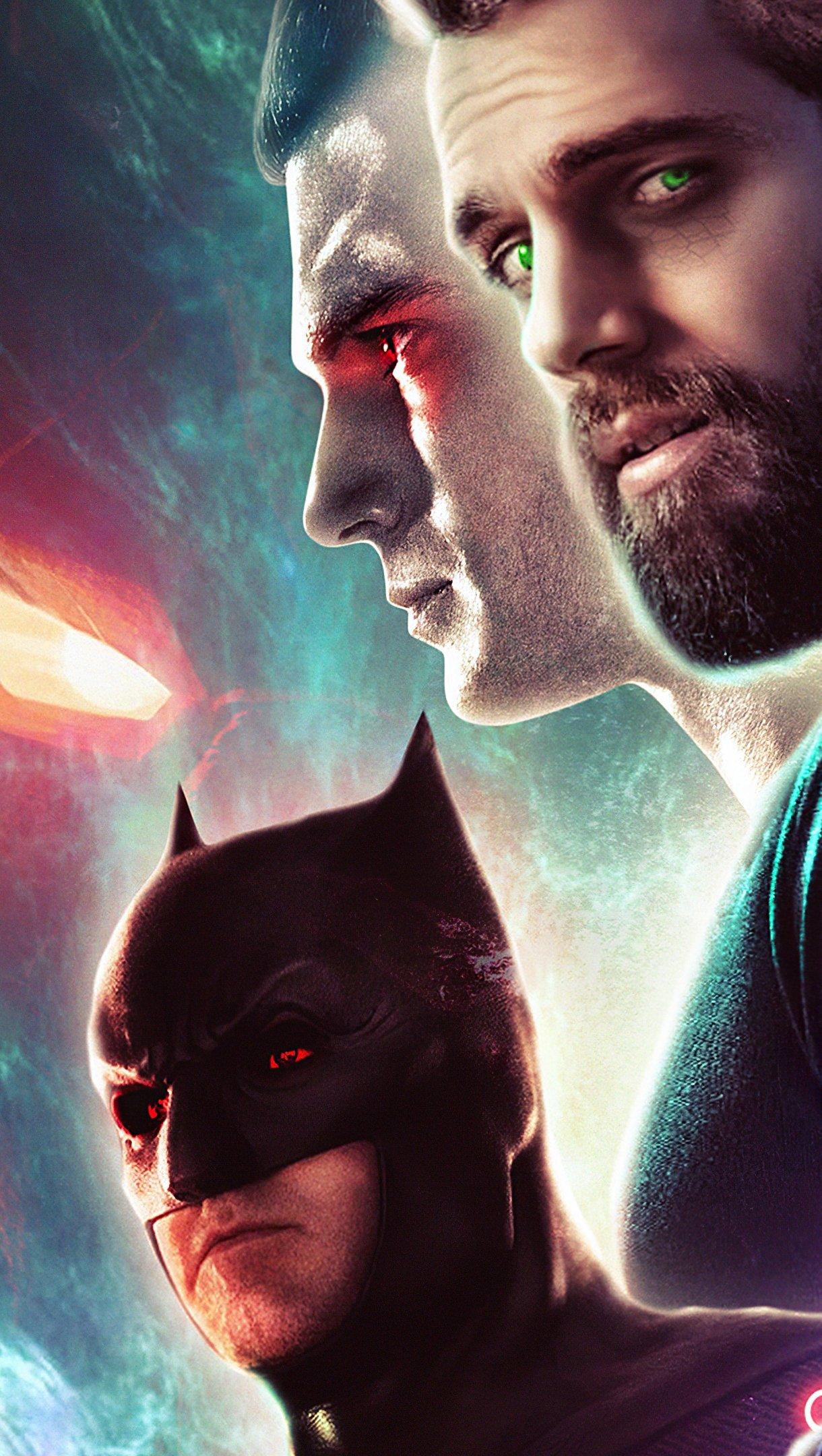 Wallpaper Justice League Dark: Apokolips War Vertical