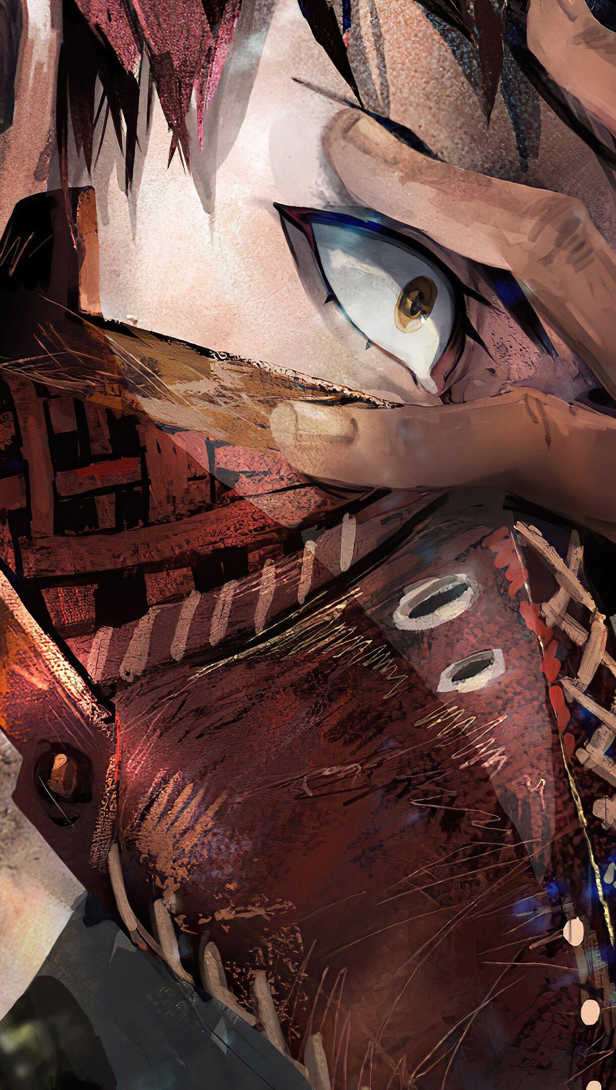 Anime Wallpaper Kai Chisaki character from My hero Academy Vertical