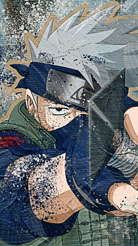 Fondos de pantalla Anime Kakashi Hatake Vertical