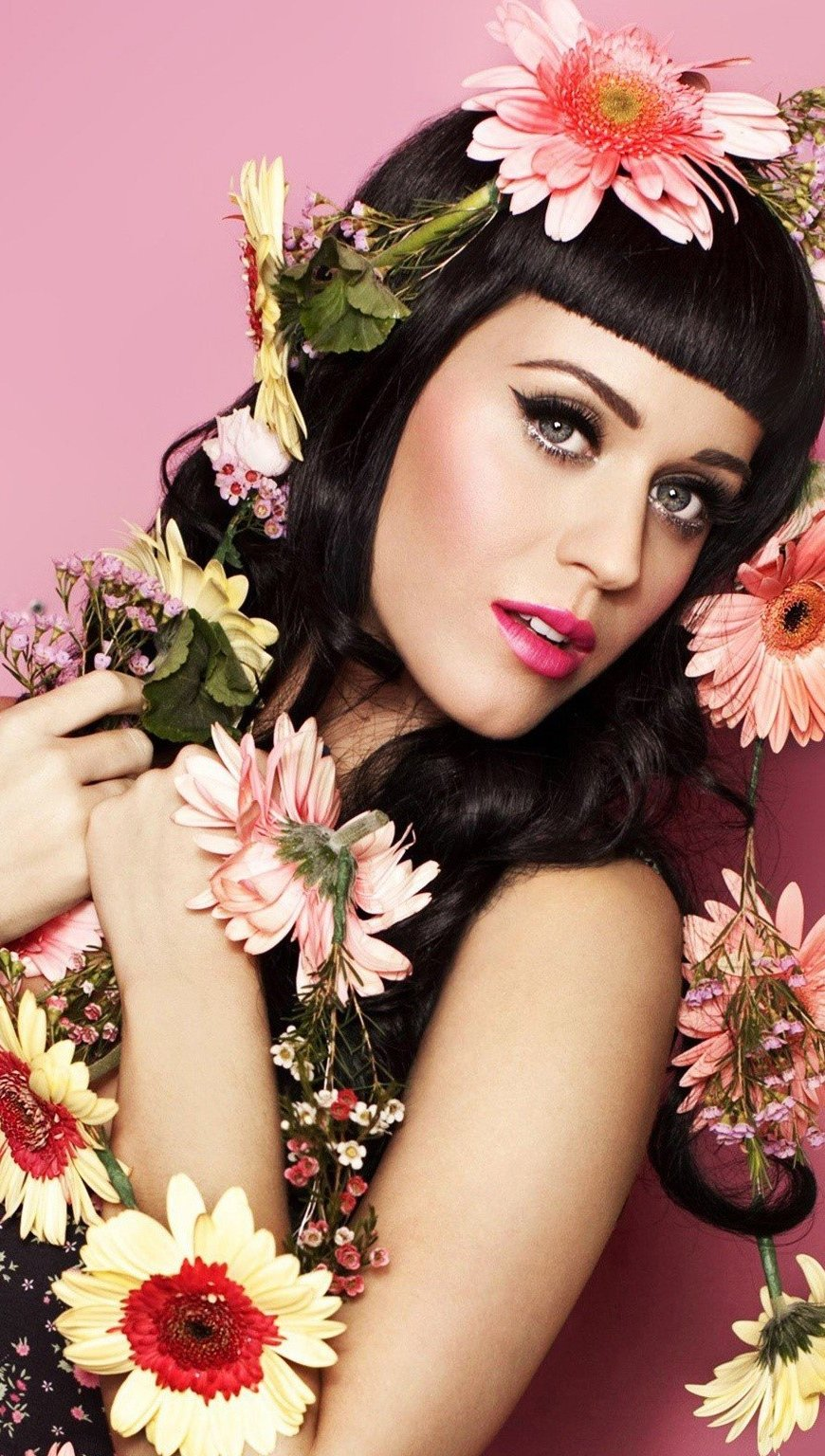 Wallpaper Katy Perry Vertical