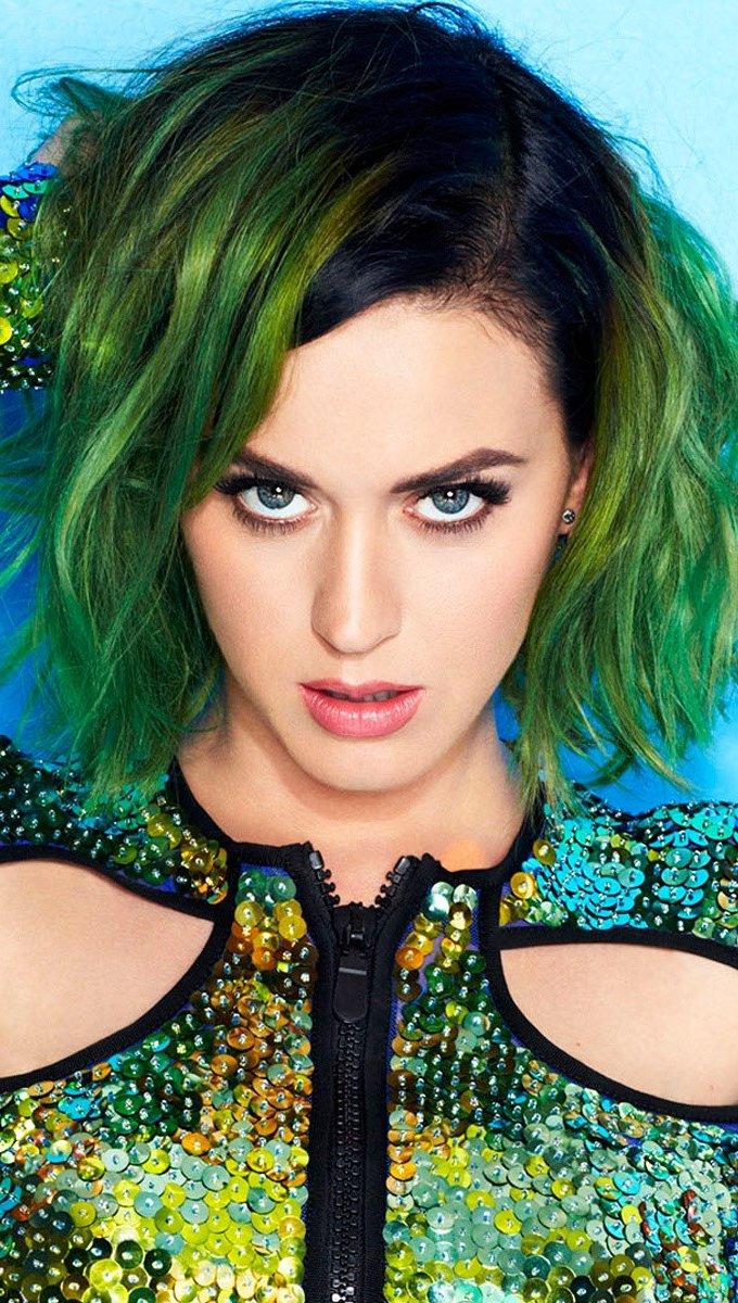 Fondos de pantalla Katy Perry para Cosmopolitan Vertical