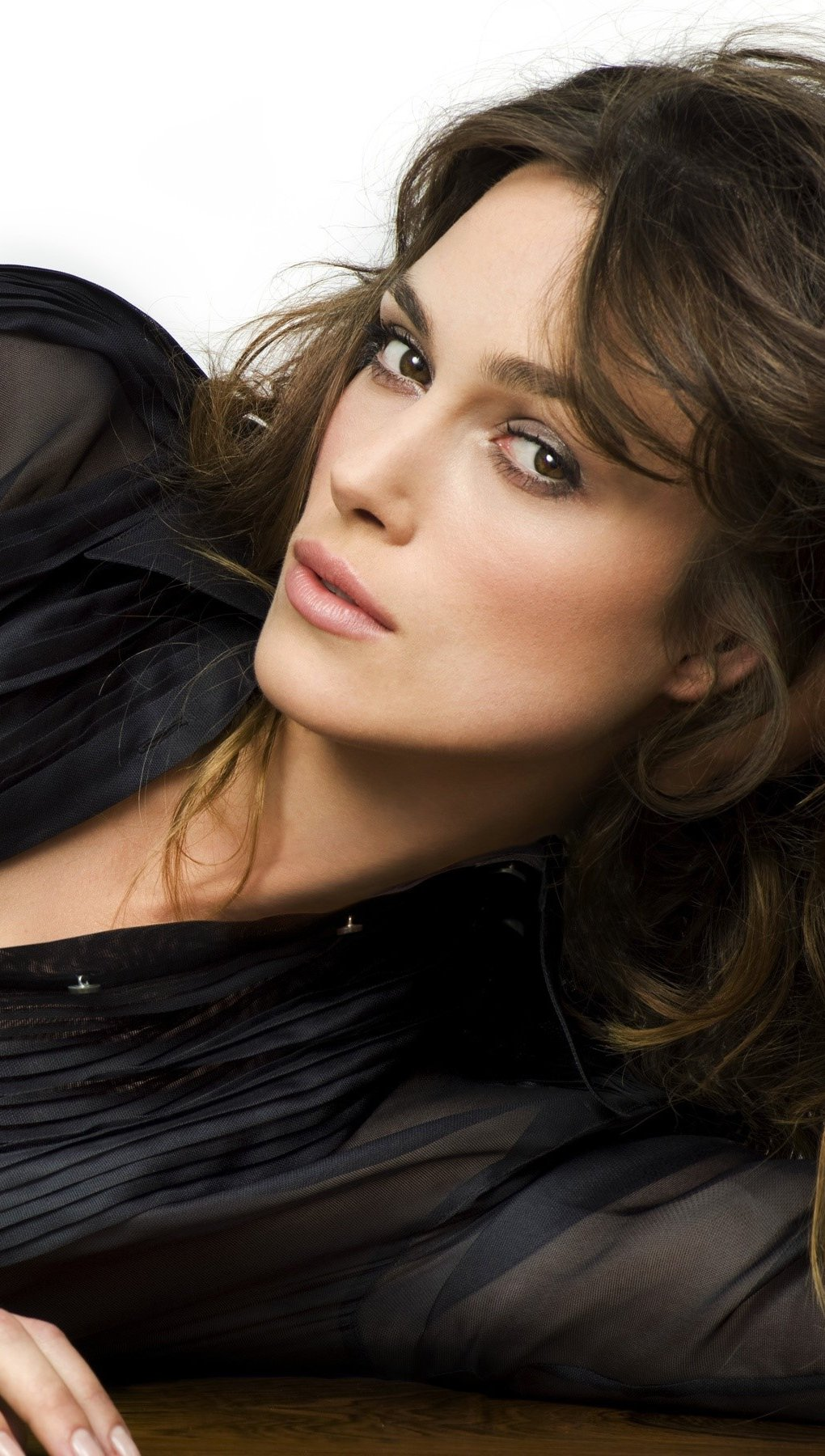 Wallpaper Keira Knightley Vertical