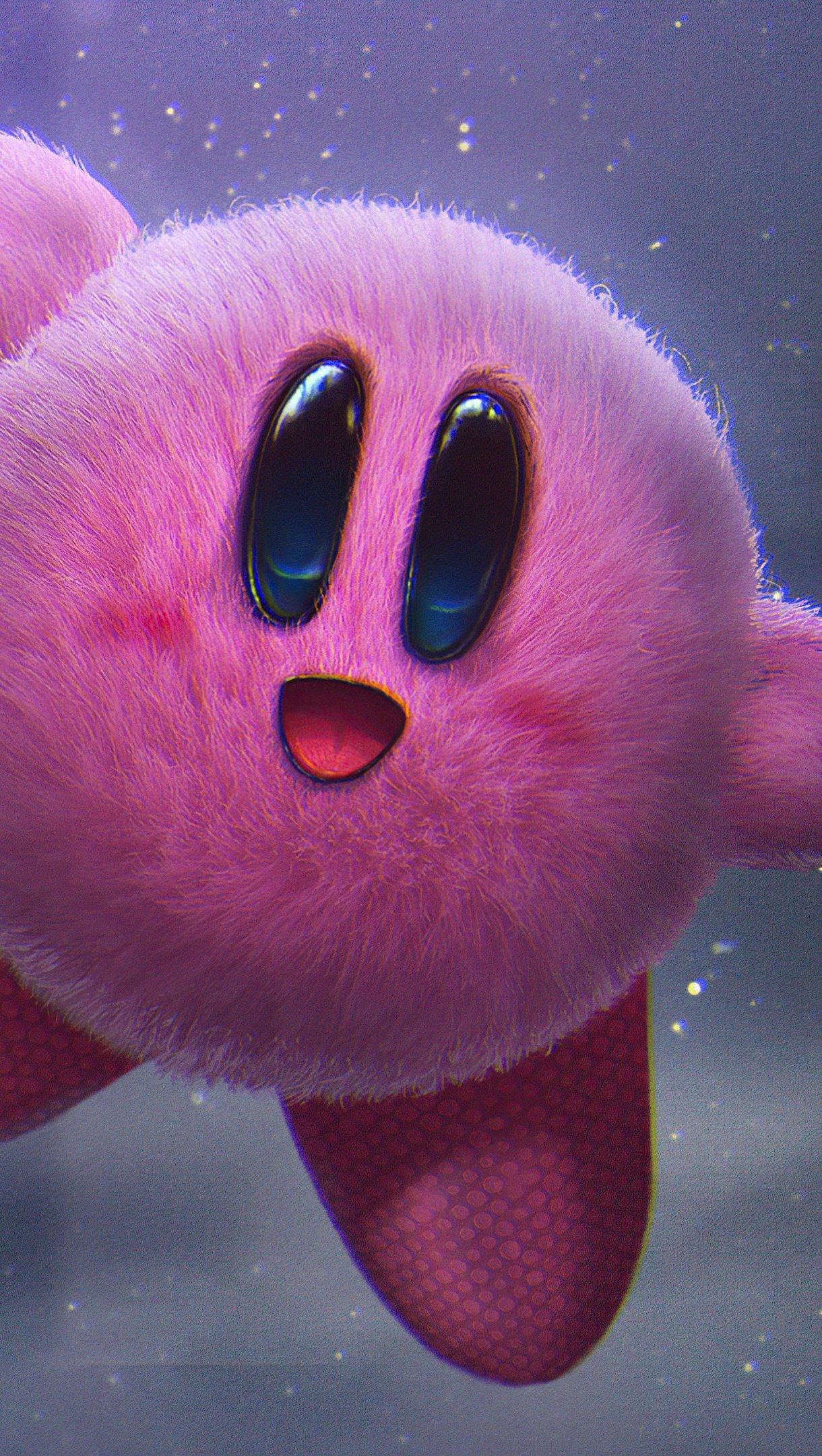 Fondos de pantalla Kirby Super Smash Bros Vertical