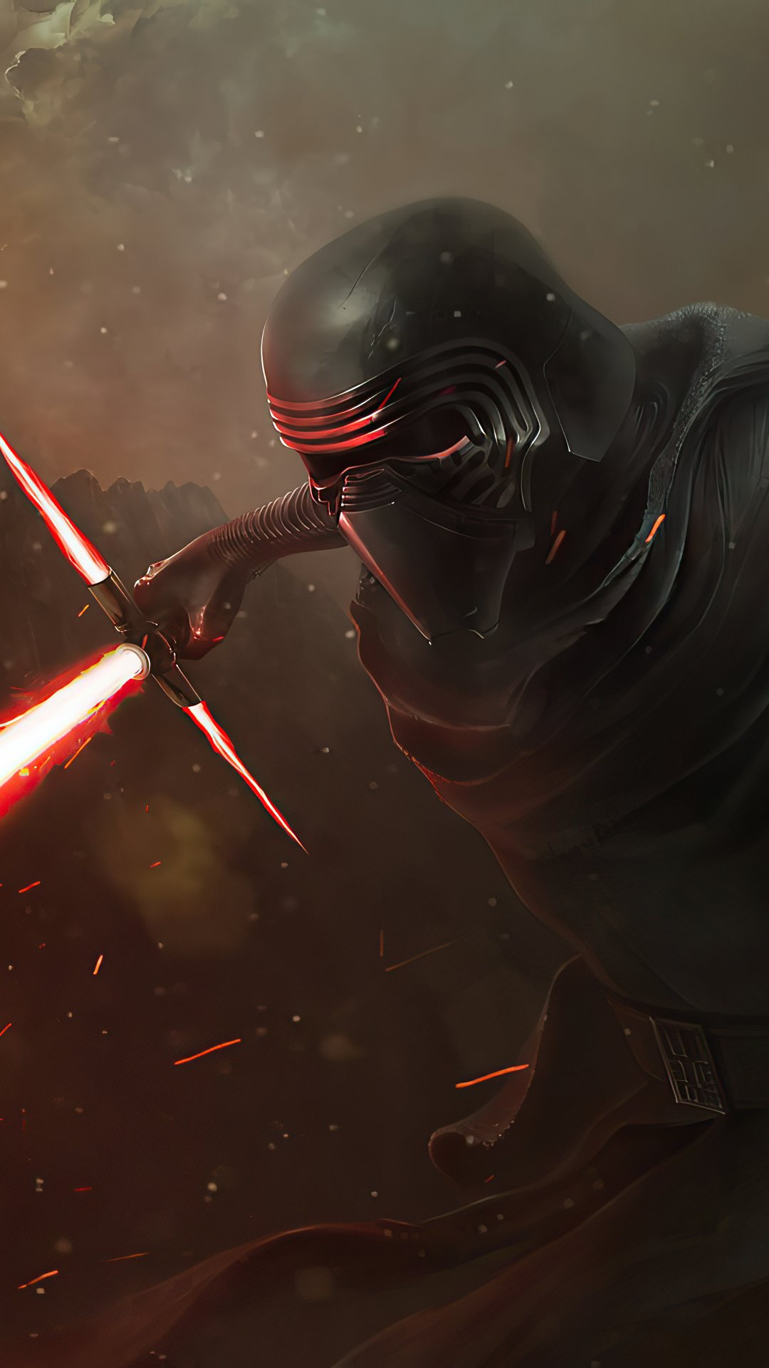 Fondos de pantalla Kylo Ren de Star Wars 2020 Vertical