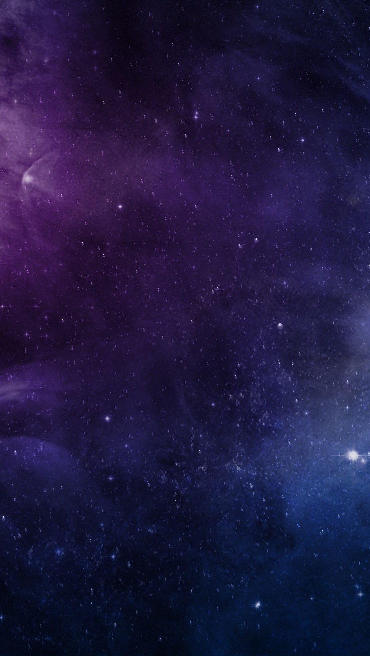 Fondos de pantalla La tierra y la luna en el espacio Vertical