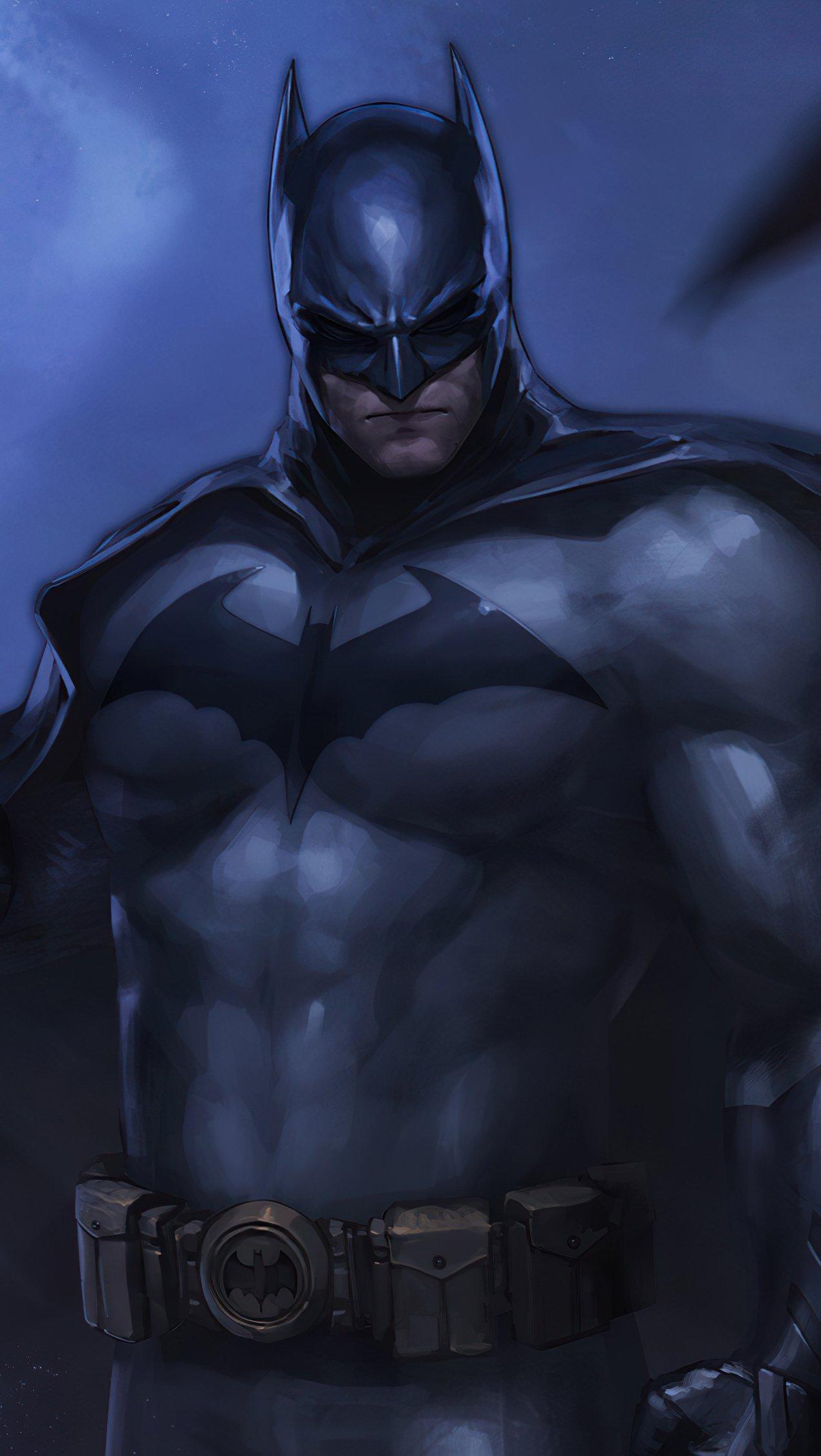 Fondos de pantalla La tumba de Batman Vertical