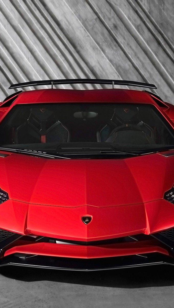 Wallpaper Lamborghini Aventador LP750 4 superveloce Vertical