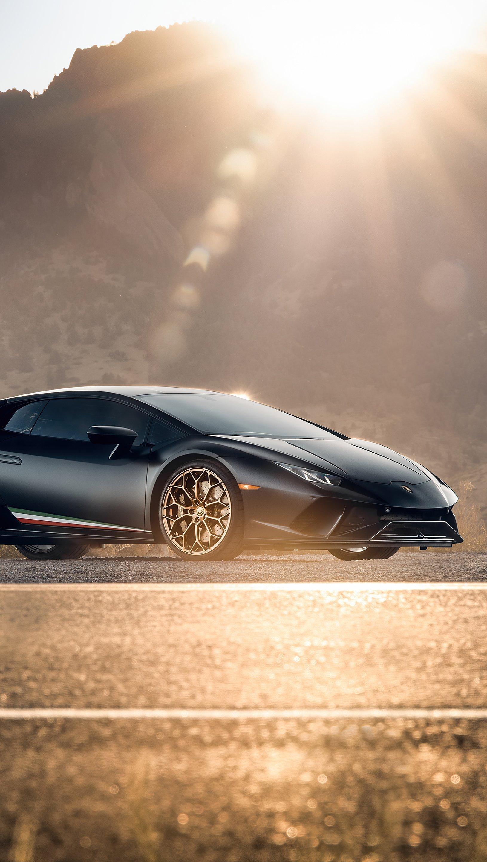 Wallpaper Lamborghini Huracan Performante Vertical