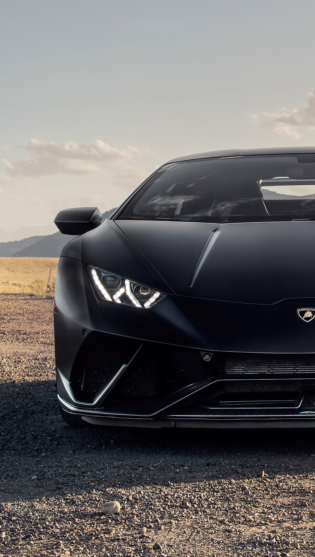 Fondos de pantalla Lamborghini Huracan Performante Vertical
