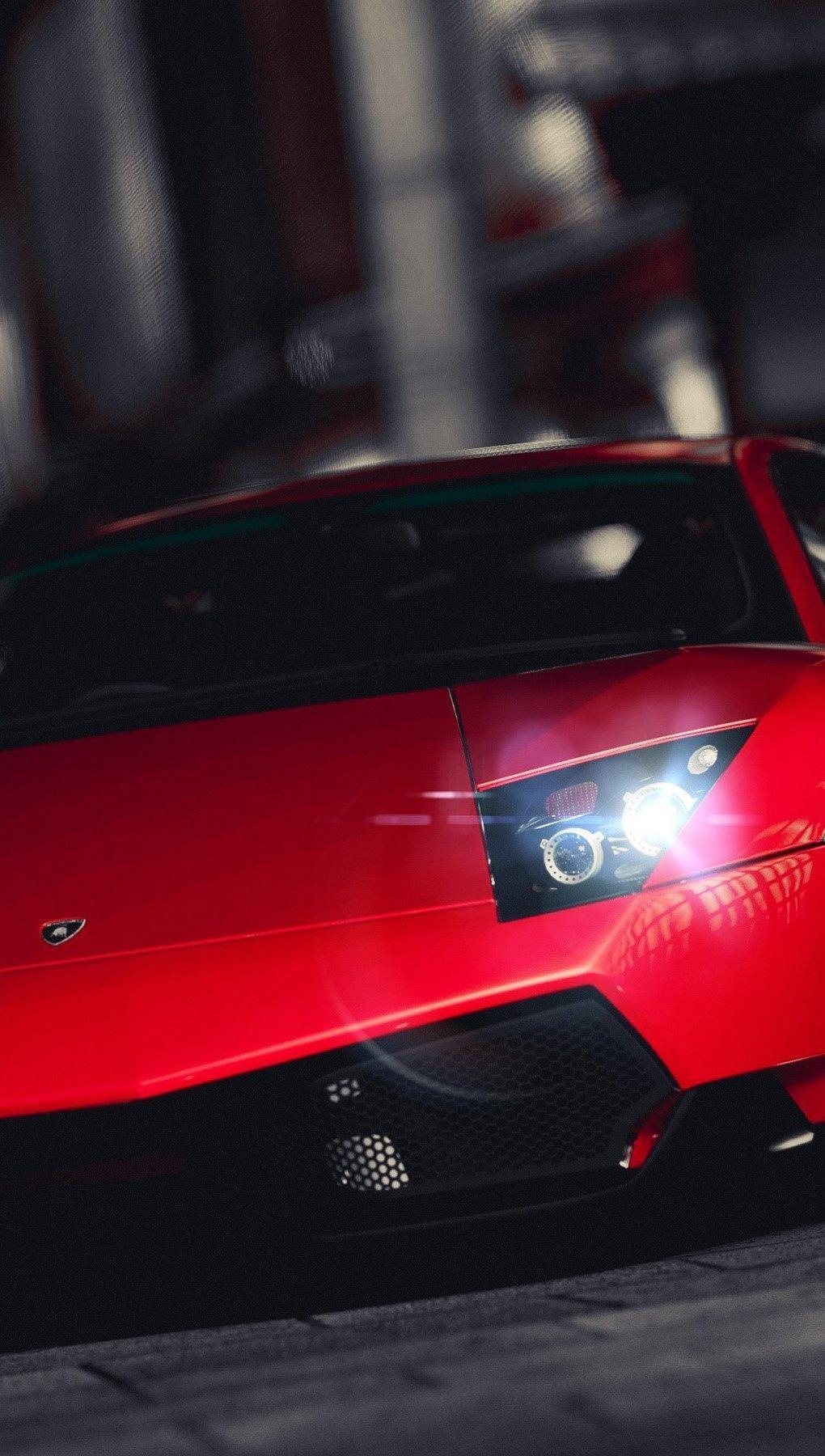 Fondos de pantalla Lamborghini murcielago Vertical