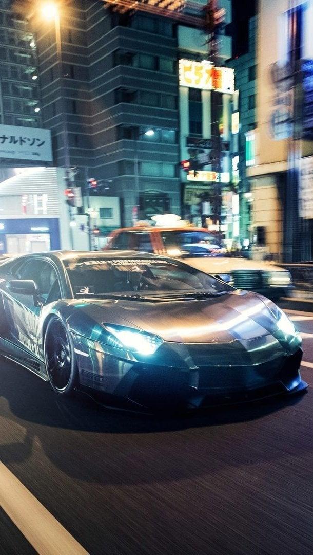 Fondos de pantalla LB performance Lamborghini Aventador LP700 Vertical