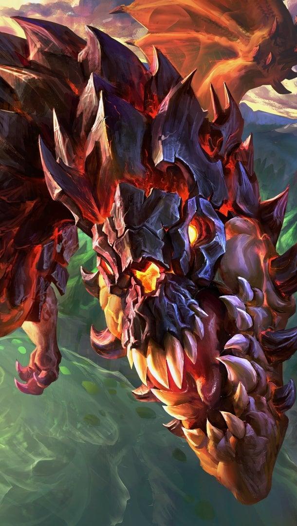 Fondos de pantalla League of Legends Vertical