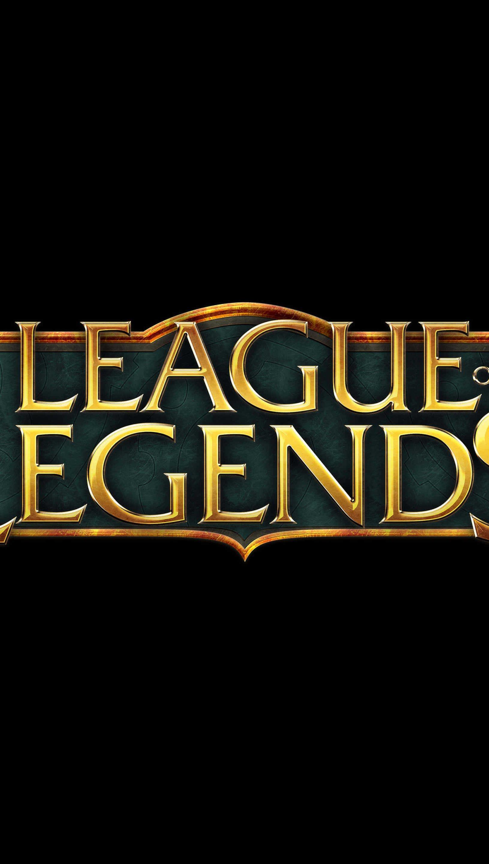 Wallpaper League Of Legends Logo Vertical
