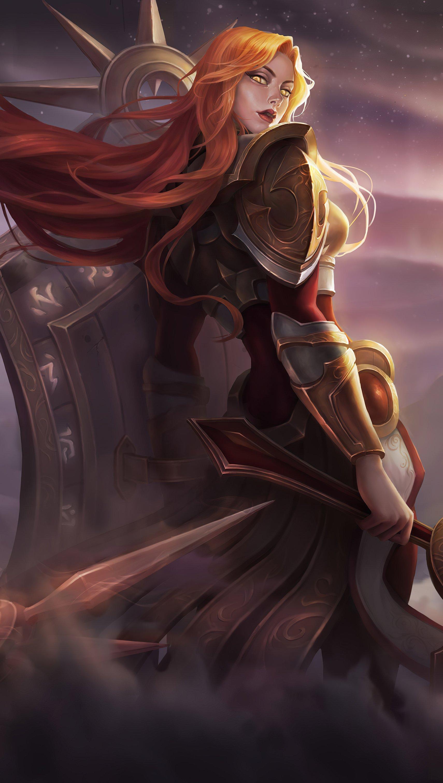 Fondos de pantalla Leona de League of Legends Vertical